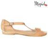 Sandale dama, din piele naturala 25206 Bej Sinem  - Sandale dama din piele naturala 25206 Bej Sinem 100x100 - Pantofi dama, din piele naturala 231108/Negru/Sidonia