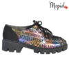 Pantofi dama, din piele naturala 202110 R23 Negru-Jurnal Nasira