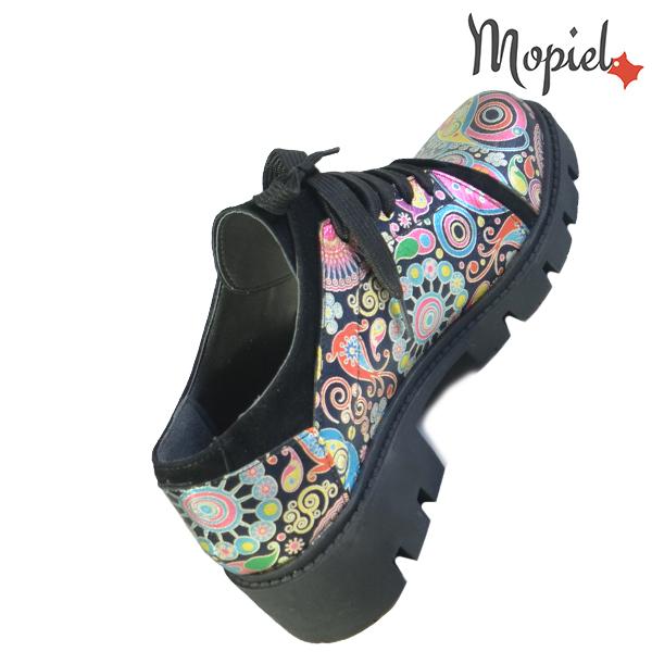 Pantofi dama, din piele naturala 202111 R23 Negru-Florar Nasira incaltaminte piele