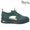 Pantofi dama, din piele naturala 202114 R23 Verde Imala  - Pantofi dama din piele naturala 202114 R23 Verde Imala 100x100 - Pantofi dama, din piele naturala 202116/R23/Verde-Sarpe/Electra