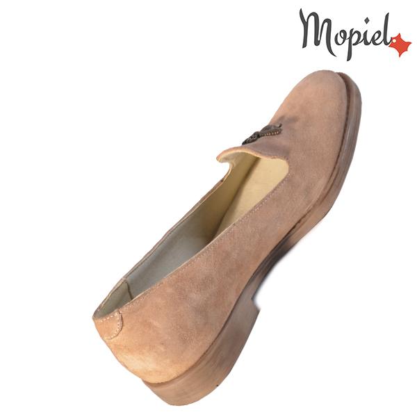 Pantofi dama, din piele naturala 202129 R23 Nude Tessa incaltaminte online