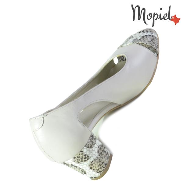 Pantofi dama din piele naturala 202140 R23 Bej Sophia incaltaminte online