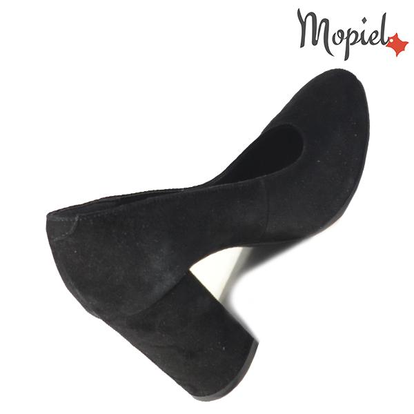 Pantofi dama din piele naturala 202141 R23 SP-Negru Dia incaltaminte online