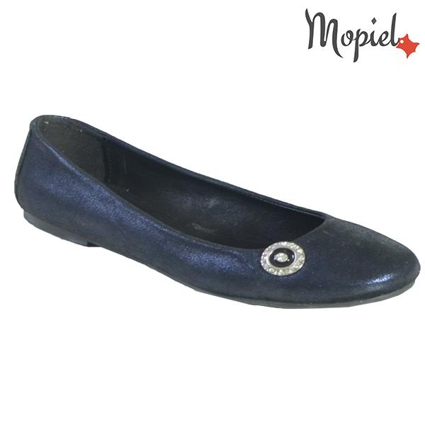 Pantofi dama din piele naturala 23412 Ilinca Negru incaltaminte dama