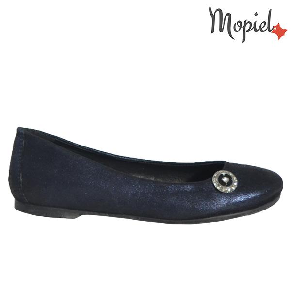 Pantofi dama din piele naturala 23412 Ilinca Negru