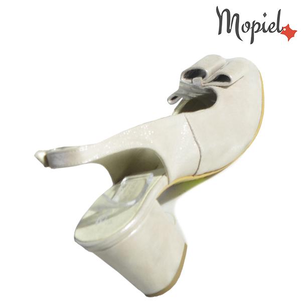 Sandale dama din piele naturala 202138 R23 Nude-Sidef Ophelia incaltaminte online