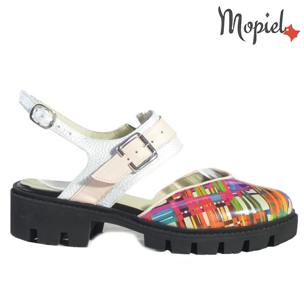 Sandale dama din piele naturala 20224 R23 Multicolor Neena