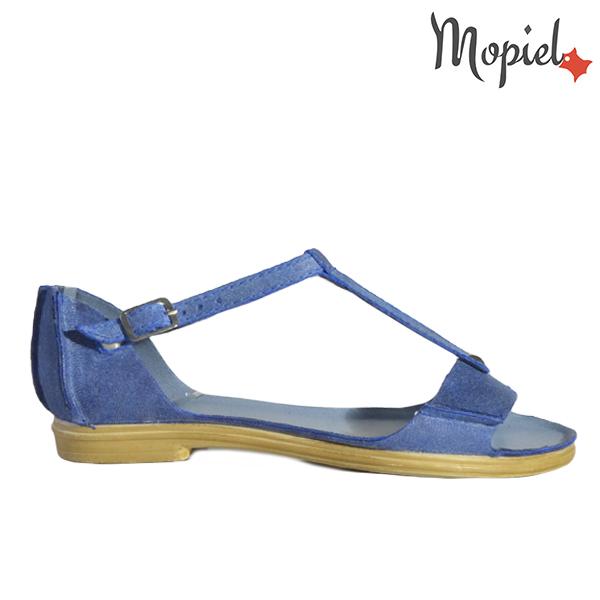 Sandale dam25206/Maro/Sinema, din piele naturala 25206 Albastru Sinem