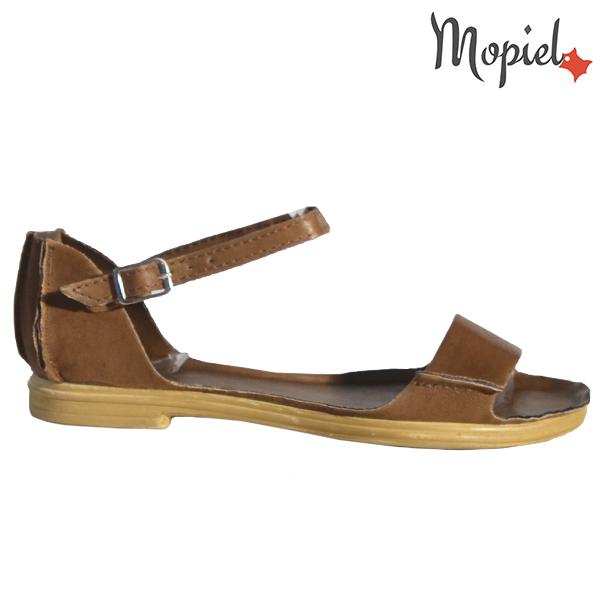 Sandale dama, din piele naturala 25206 Maro Sinem